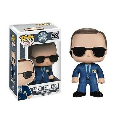 Figurine Agents of Shield - Agent Coulson Pop 10 cm