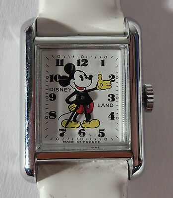 Armbanduhr Mickey Mouse Disney Land Made in France Avronel (ZU5420E)
