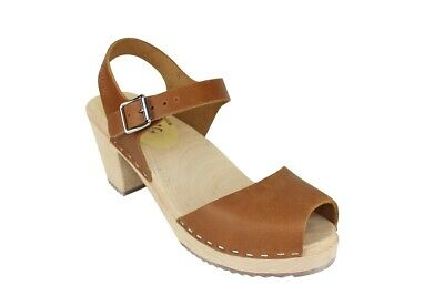 Lotta from Stockholm - Highwood Open Toe - Various Colors and Sizes
