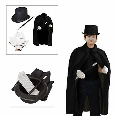 Dazzling Toys Children's Magician Set Dress-up Fancy Dress Cosplay Costume