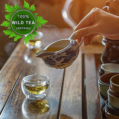 100% Wild Green Tea For Natural Weight Loss, Diet, Slimming, Detox and Appetite.
