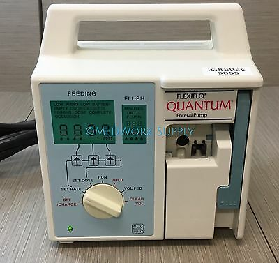 Abbott Flexiflo Quantum Enternal Feeding Pump 9855