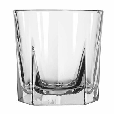 12x Rocks Glass 266mL Libbey Inverness Tumbler Cocktail Whiskey Bourbon Mixology