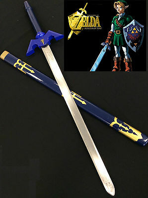 Zelda Twilight Hylian Masters Sword with scabbard