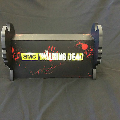 Walking Dead Quality Wooden Sword Stand