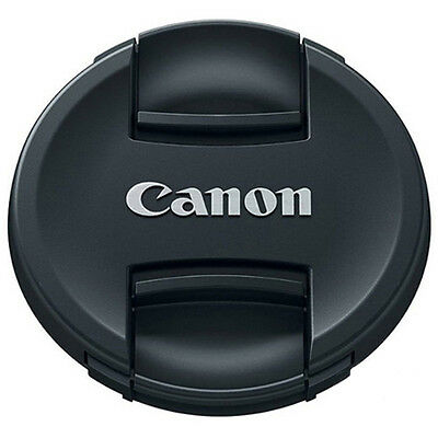 NEW Genuine CANON Lens Protector Dust Cover Snap On Lens Cap E-72II E-72 II 72mm