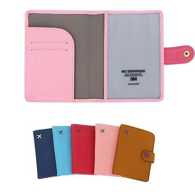 NEW Travel Wallet Passport Holder Organizer Purse ID Card Ticket Case Cover Bag