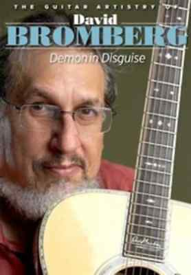 Guitar Artistry of David Bromberg - Demon in Disguise  (US IMPORT)  DVD NEW