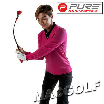 "Pure2improve Golf Trainingshilfe ""Tempo Trainer 40"" Kostenloser Blitzversand"