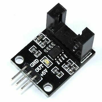 Infrared Slotted Speed Sensor Module Optical PI Arduino Flux Workshop