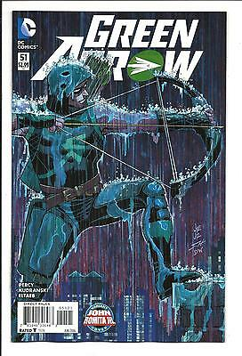 Green Arrow # 51 (John Romita Jr. Variant, June 2016), Nm New