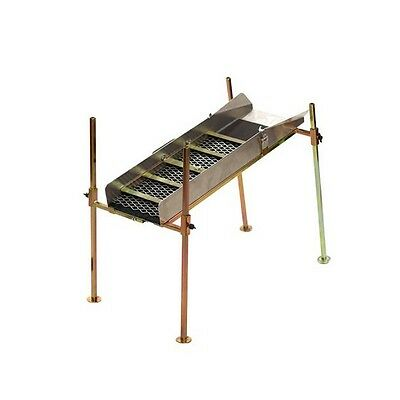 Folding Sluice Stand - 24 Inch X 19 Inch - For No. 581 And 582-588