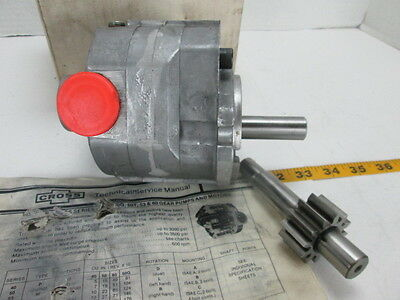 Genuine Cross High Speed Hydraulic Motor 360012 40MH12-DACSC T