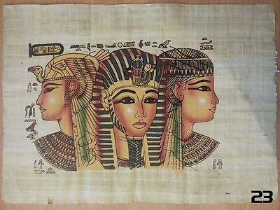 Egyptian Papyrus Art - print 23