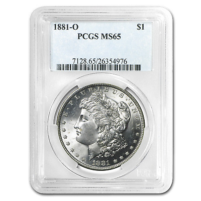1881-O Morgan Dollar MS-65 PCGS - SKU #51484