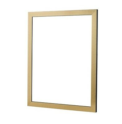 A3, 400 x 300 Picture/Certificate Frame Classic Brushed Gold