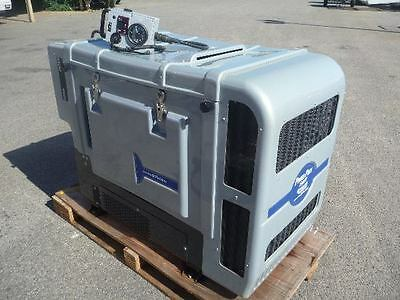 Perkins 1104D-44T/ 101Hp Silenced Diesel Engine Power Pack/ Free Freight