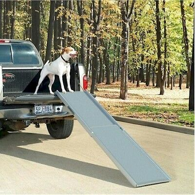 Solvit Extra Large Deluxe Telescoping Dog Ramp 62320 Dog Ramps NEW