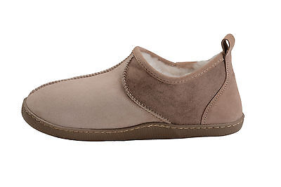 Wondrous New Mens Sheepskin Short Booties Slippers Ankle House Shoes Uk Size 7 8 9 10 11 Interior Design Ideas Ghosoteloinfo