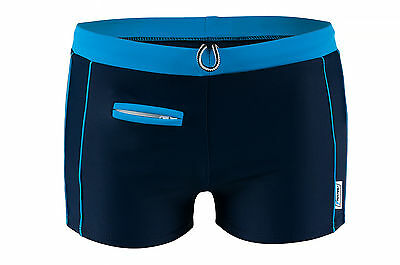 New Men's Lycra Swim Swimming Trunks Professional Swimwear Shorts Size S-XXXL