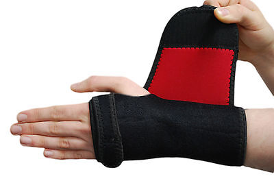 Breathable Carpal Tunnel Wrist Brace Support Hand Splint Arthritis Sprain Rsi