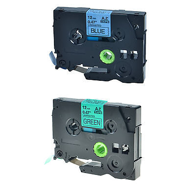 2PK TZe TZ 231 731 Label Tape For Brother P-Touch PT-1170S PT-1180 PT-1190 1170