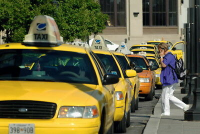 Taxi Cab Service Start Up Sample Business Plan NEW!