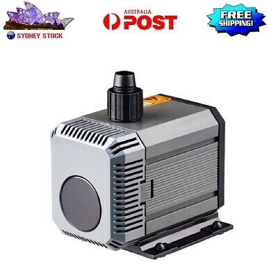 AT STOCK Submersible Water Pump For Aquarium Fountain Pond Fish Tank 24W 1400LPH