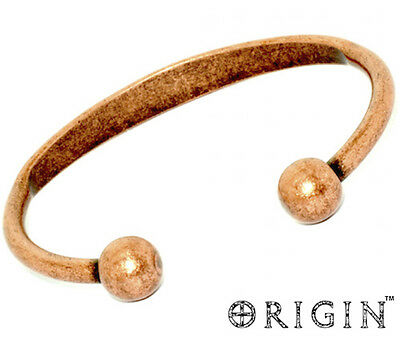 Copper Bracelet Magnetic Healing Bio Therapy Arthritis Pain Relief Bangle