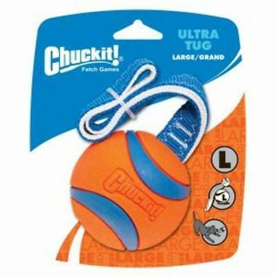 Chuckit Ultra Tug Large 7.3cm Dog Toy posted today if paid before 1pm
