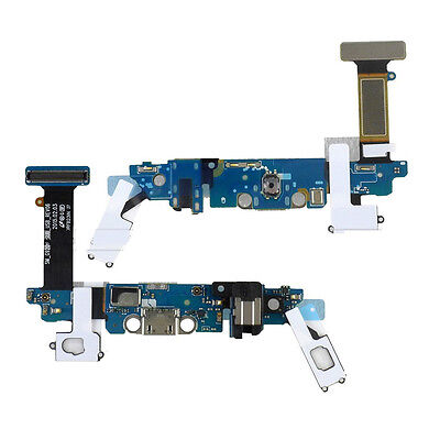 For Samsung Galaxy S6 SM-G920F Usb Charging Data Dock Port Audio Jack Flex Cable
