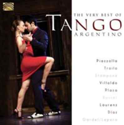 Various Artists-The Very Best of Tango Argentino  (US IMPORT)  CD NEW