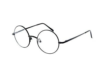 Harry Potter Deluxe Metal Glasses Black One Size
