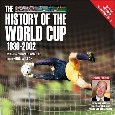 Read By Bob Wilson-History Of The World Cup, The  (US IMPORT)  CD NEW