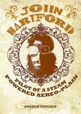 John Hartford-Pilot of a Steam Powered Aereo-pla (US IMPORT)  CD / with Book NEW