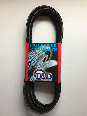 D&D PowerDrive AX136 V Belt  1/2 x 138in  Vbelt