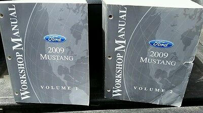 ford factory service manuals free