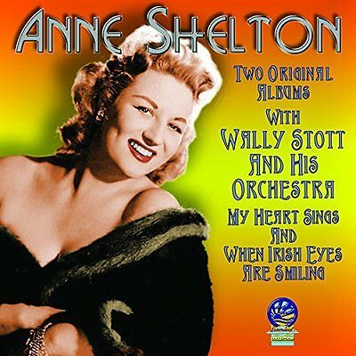 SHELTON, ANNE-My Heart Sings +  When Irish Eyes are Smiling  (US IMPORT)  CD NEW