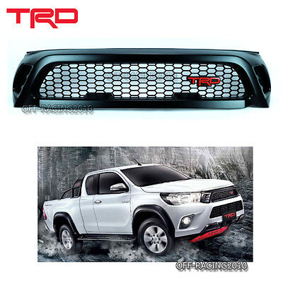 Oem Genuine Trd Style Front Grill Fit Toyota Hilux Revo Sr5 M70 M80 2015 2016