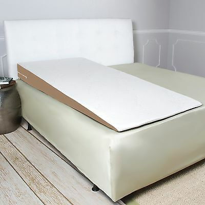Avana SuperSlant Full Length Acid Reflux Bed Wedge Pillow with Bamboo Cover