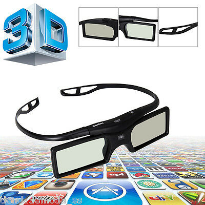 Bluetooth Active Shutter 3D Glasses For Sony Samsung Panasonic LG Toshiba 3DTV