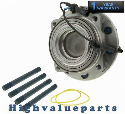 515115 Front Wheel Bearing Hub Assembly for 2005-10 Ford F-450 F-550 Super Duty