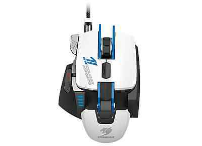 Cougar 700M eSPORTS Gaming Laser Mouse 8200 dpi 3 Profiles 18.6 Million Colour