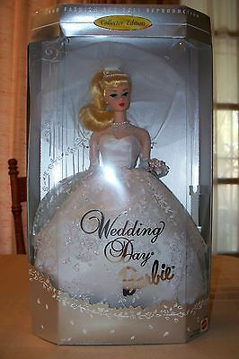 1960 Wedding Day Barbie Limited Edition Reproduction