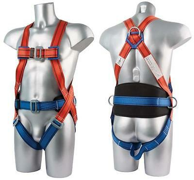 Portwest FP14 3 Point Safety Fall Arrest Full Body Fall Protection Harness