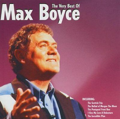 Max Boyce The Very Best Of 2 Cd (Greatest Hits)