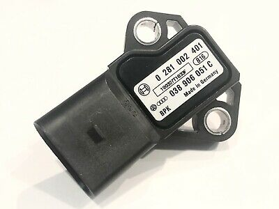 Genuine Audi VW Seat Skoda 3bar MAP sensor thrust pressure sensor 038906051C