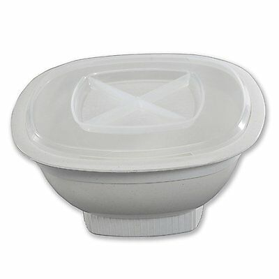 Nordic Ware Microwave Popcorn Popper,12-Cup, White by Nordic Ware 60120AMZ (AOI)