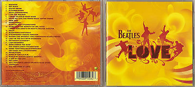 The Beatles - Love (Audio CD), Excellent Condition