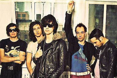 The Strokes 8X11 Photo Poster Live Concert Album Art Picture Decor Print 002